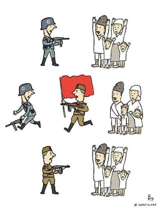 Resumen de la 2ª Guerra Mundial en el este de Europa