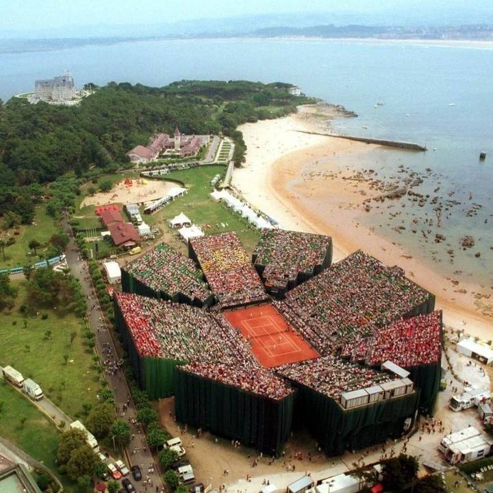 Copa Davis 2000, Santander