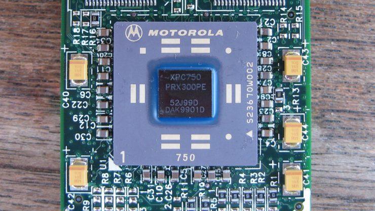 El rover Perseverance que aterrizó en Marte monta un procesador PowerPC 750 del año 1998