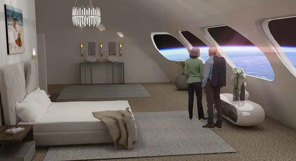 El primer hotel espacial abrirá en 2027, y tendrá gravedad simulada