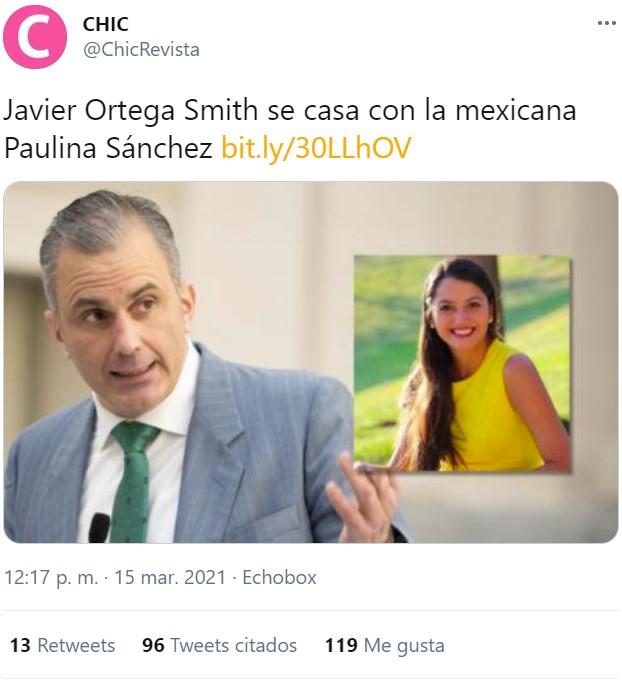 La conquistó con su trabuco español