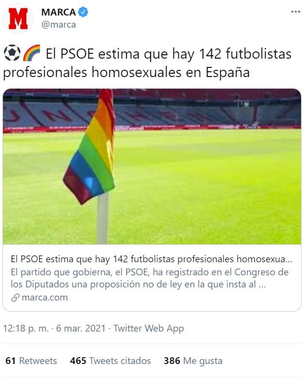 Gracias PSOE