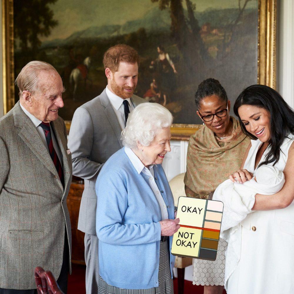 Parece que nuestra Casa Real no es la única en peligro de extinción...