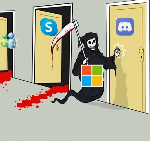 Parece que Microsoft quiere comprar Discord por 10.000 millones de dolares