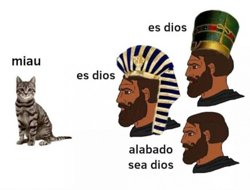 Egipcios: