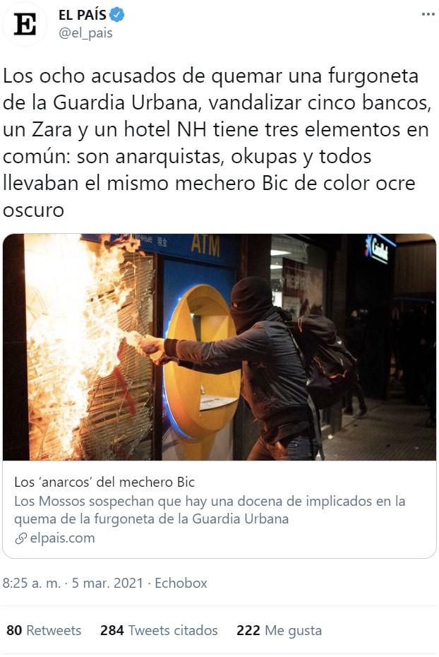 Los anarkas del boli bic