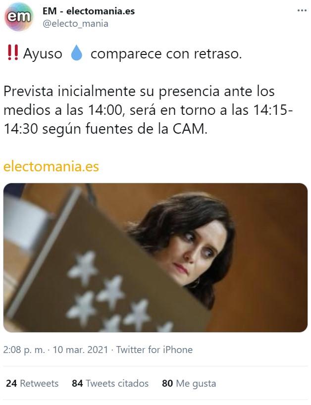 Madrid: el nuevo centro del universo permanente