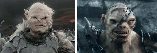 Un finolier que acaba de volver de Mordor nos cuenta su lamentable historia de este finde