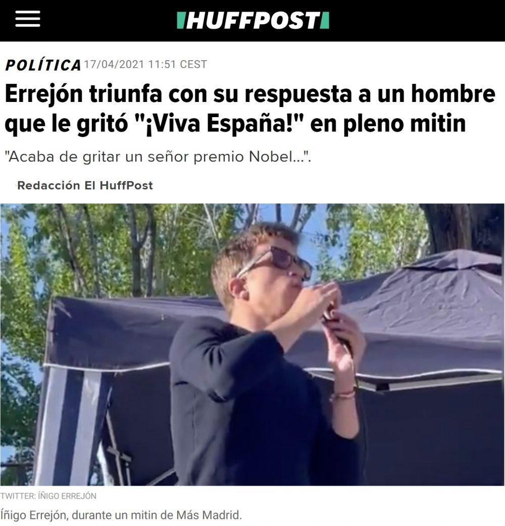 Viva España, PERO...