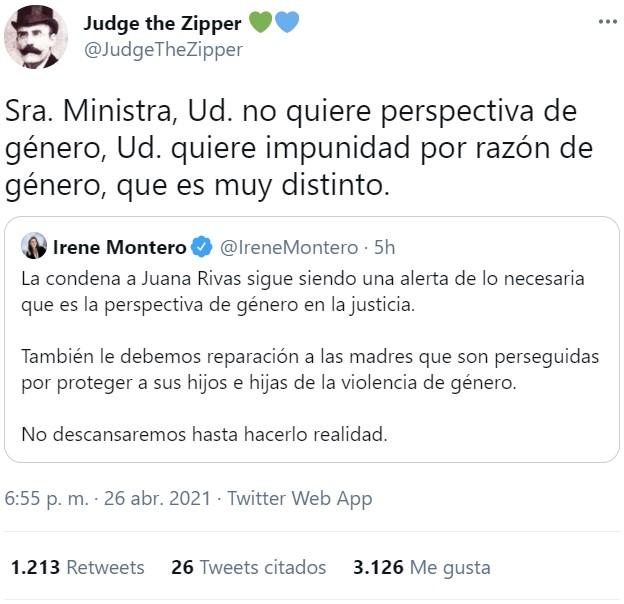 Pues va a tener razón Pablo Iglesias en eso de que la justicia no es igual para todos...