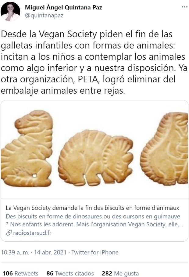 Verás cuando descubran que hay galletas con forma de niños...