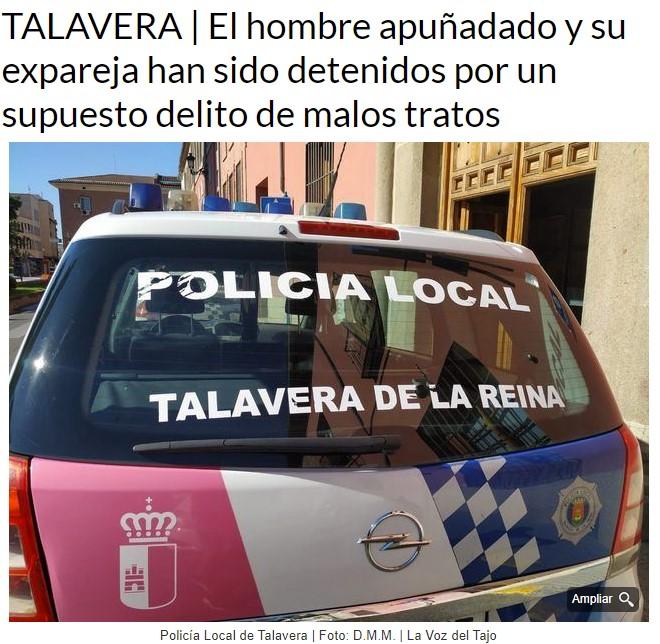 Está atope la zona de Talavera y su hospital...