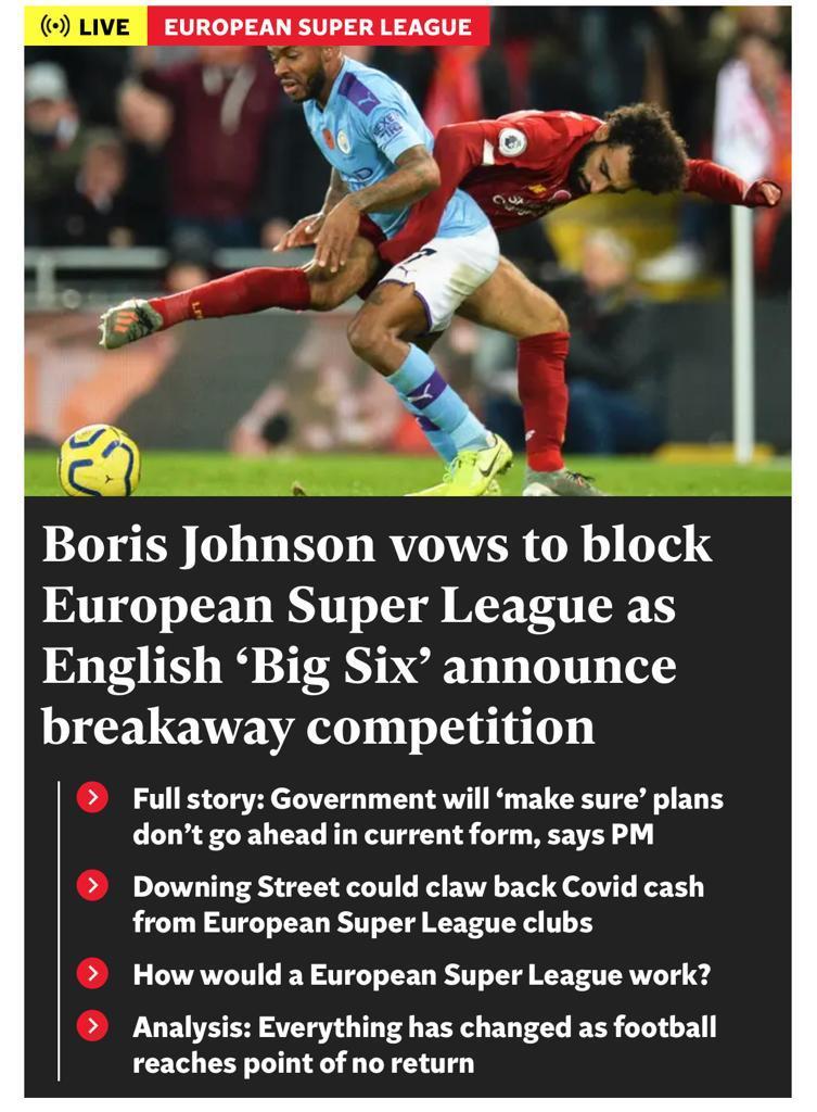 Ingleses: Queremos Brexit, pero no para el fútbol