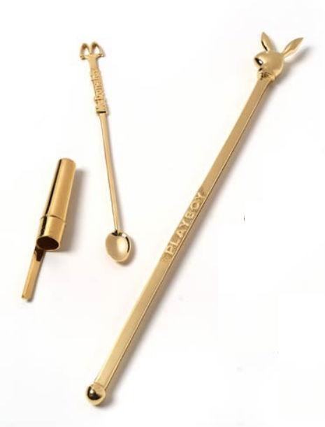 ¿Sabias que en eBay y otros sitios venden cucharillas del McDonald's de los 70 porque se usaban para meterse coca?