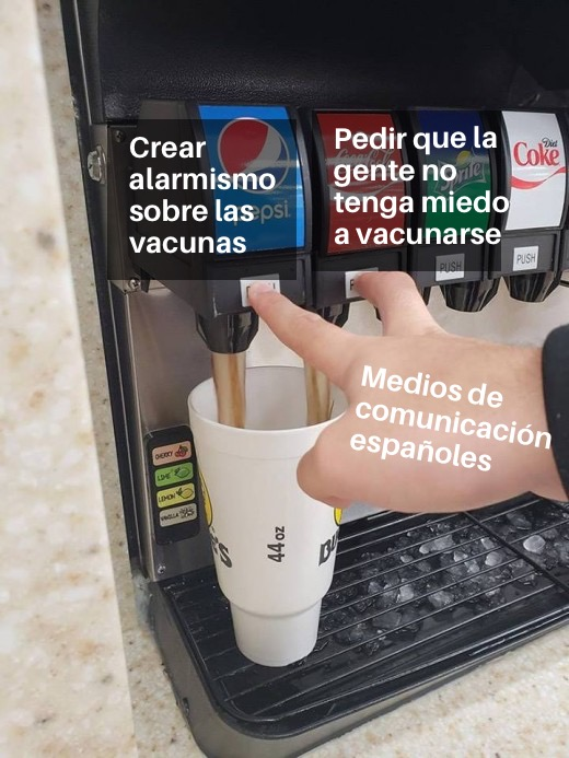 Resumen de la semana informativa en España