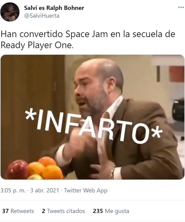 Trailer de Space Jam 2, con LeBron James