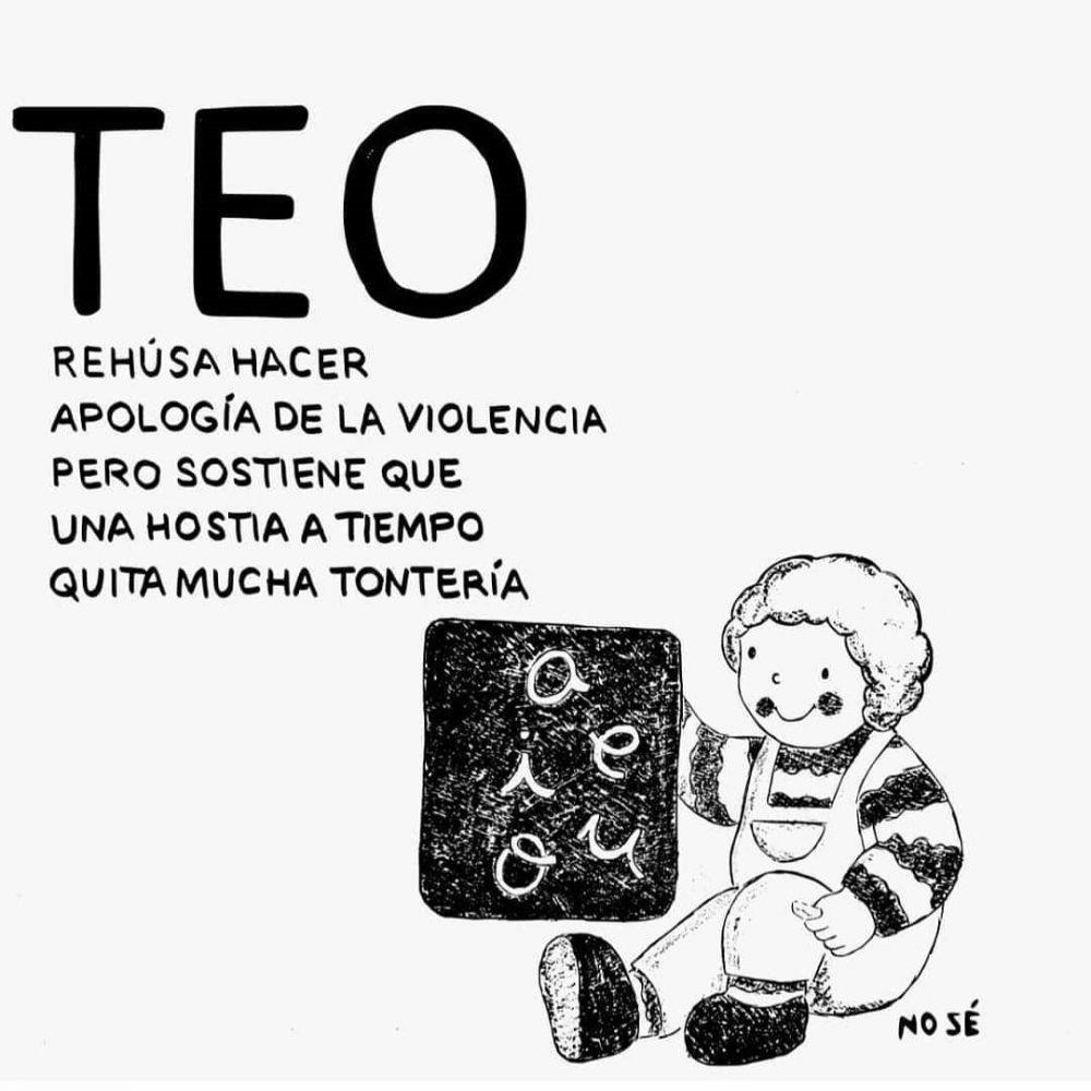 TEO y sus locas aventuras
