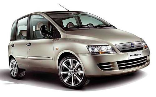 Una oda al coche más feo de la historia: El Fiat Multipla.