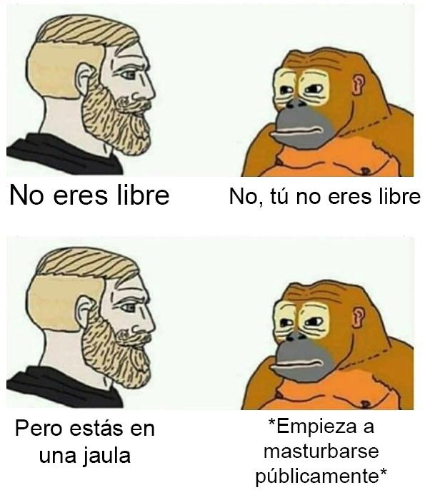¿Eres libre?