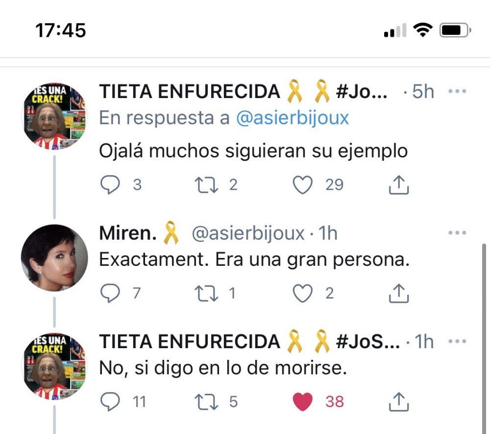 Ayer murió uno de los fundadores de ETA