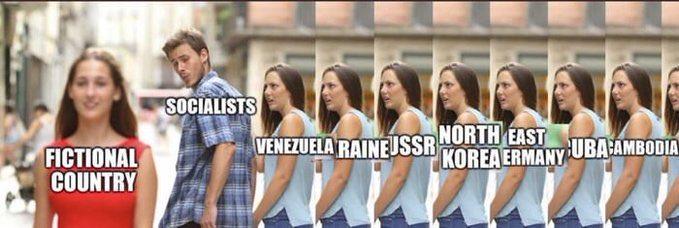 """""""No era verdadero socialismo"""""""