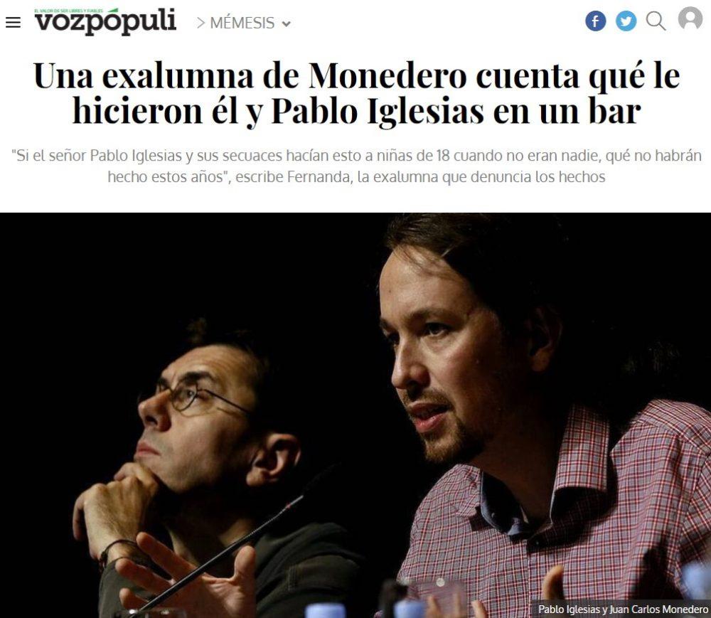 Ahora el #YoSíTeCreo no procede
