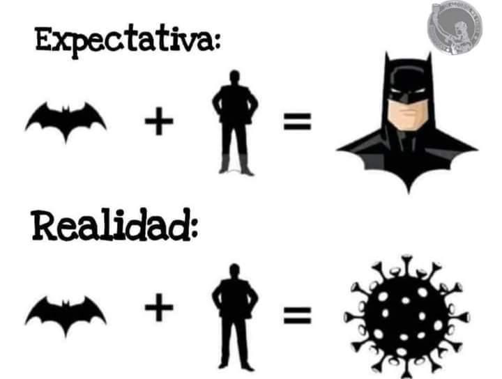 Expectativas vs realidad...