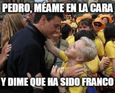 """Jejeje, Pablo ya no tiene Coleta... jejejejee"""