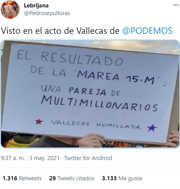 """Vallecas será la tumba del fascismo"""
