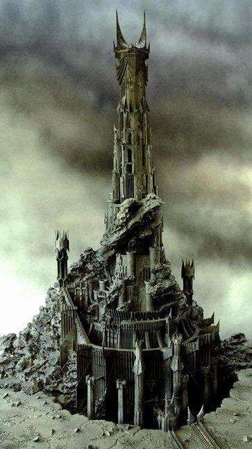 ¿Sabías que en El Señor de los Anillos se inspiraron en la gráfica del valor del Bitcoin para diseñar de la torre Barad-Dûr?