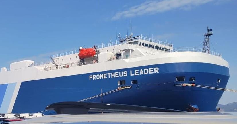 De un barco llamado PROMETHEUS no podía salir nada bueno