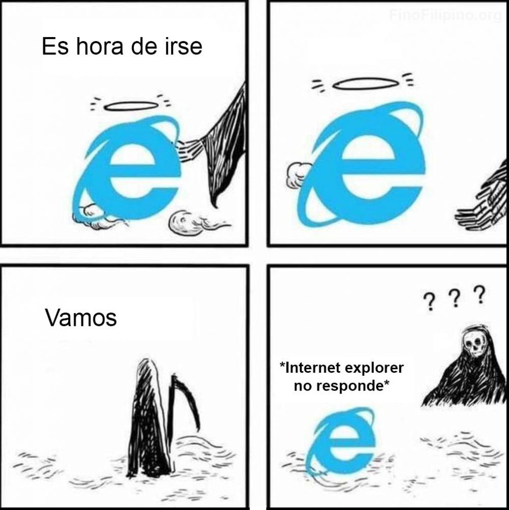 Microsoft cierra hoy Internet Explorer definitivamente después de 26 años de servicio