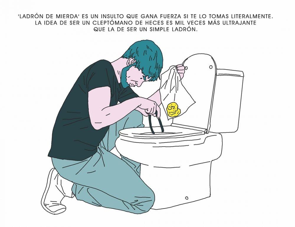 """LADRÓN DE MlERDA"""