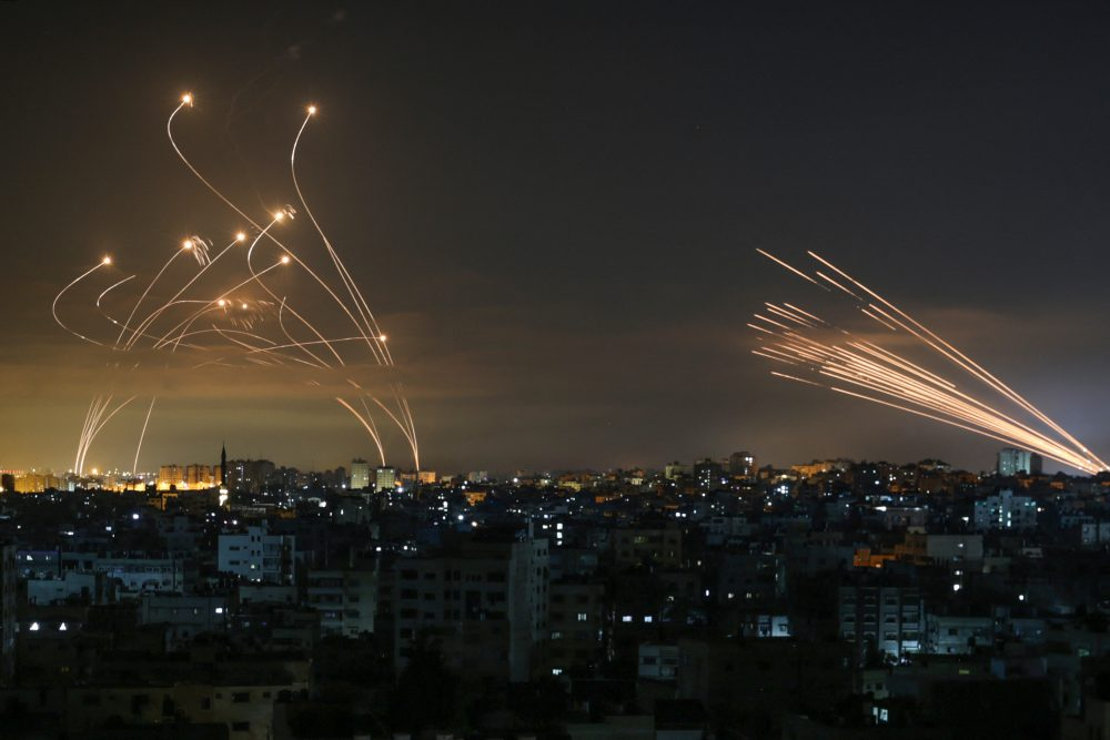 Así están las cosas entre Israel y Palestina