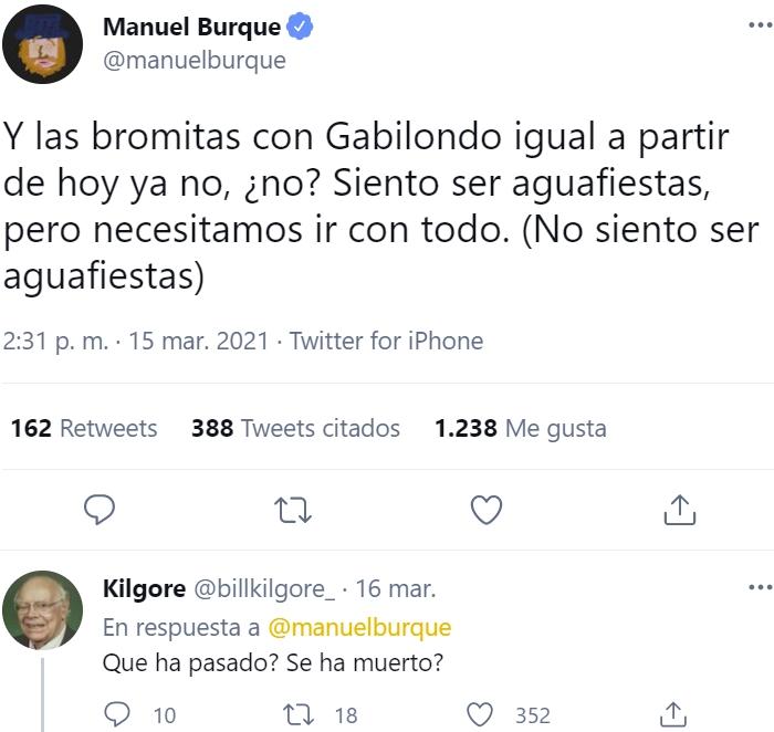 Recordemos al humorista que pedía no hacer chistes con Gabilondo.