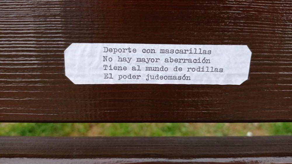 Está Gijón empapelada con poemas de este tipo desde hace ya bastante tiempo