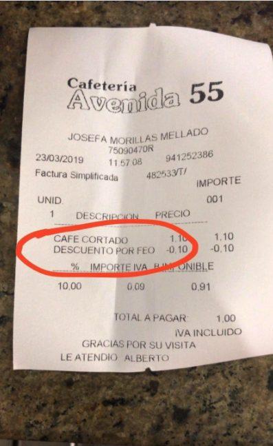 En esta cafetería de Logroño te cobran la adivinación si te pones a decir que no sabes qué tomar.
