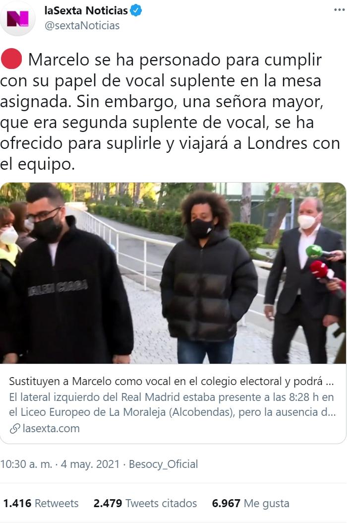 Nuevo fichaje del Real Madrid