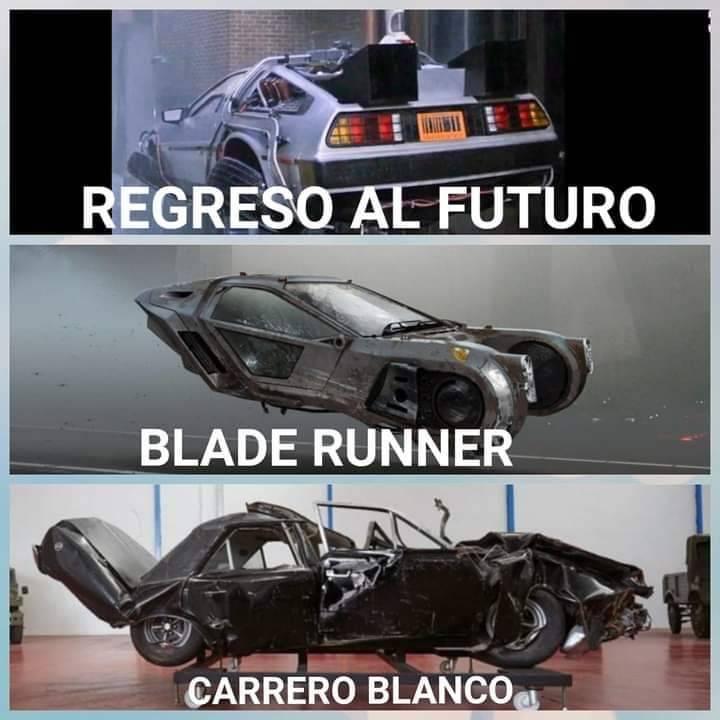 Top coches voladores
