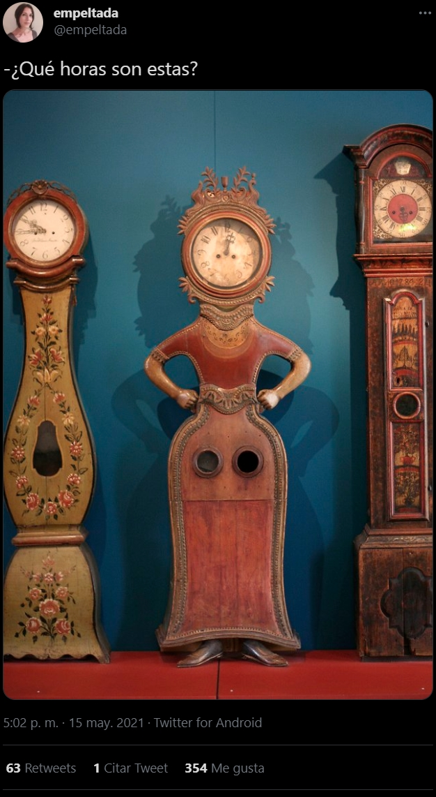 The mother of clocks