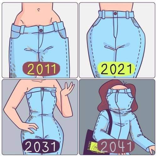 Así será nuestro burka