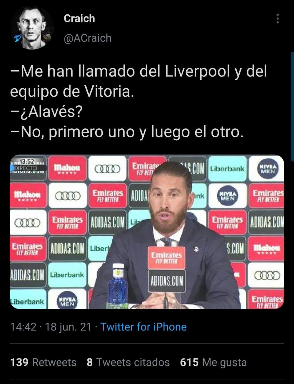 Ramos recibe las primeras ofertas