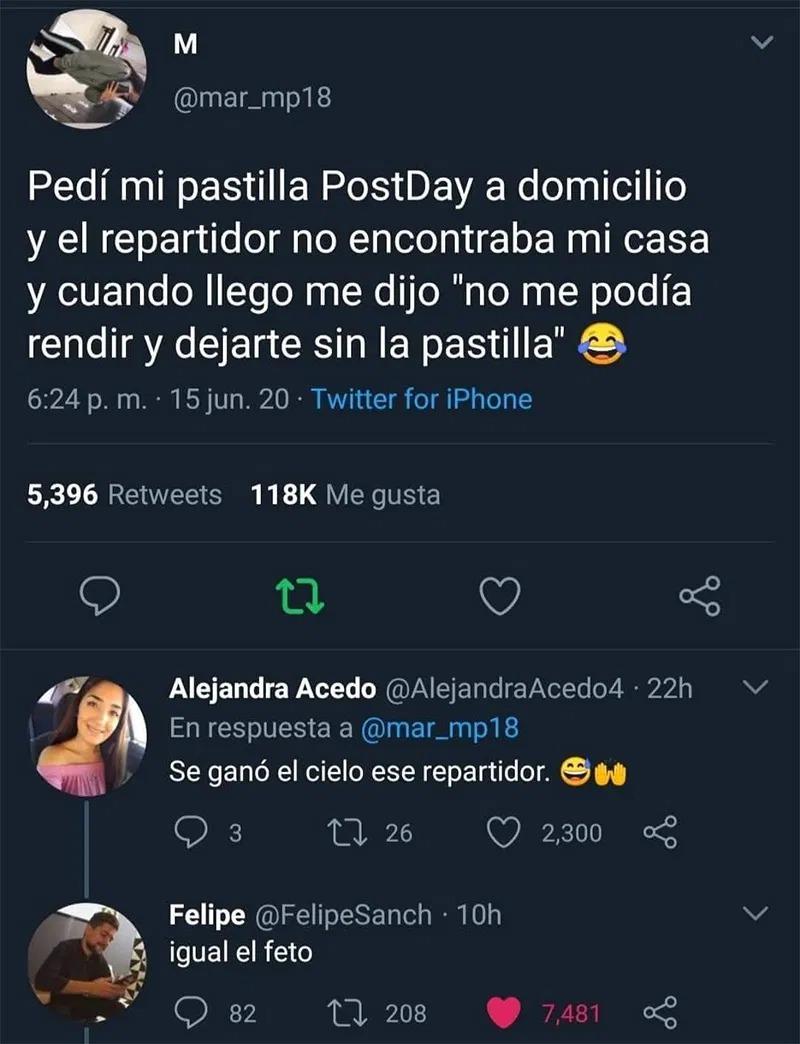 """Se ganó el cielo"""