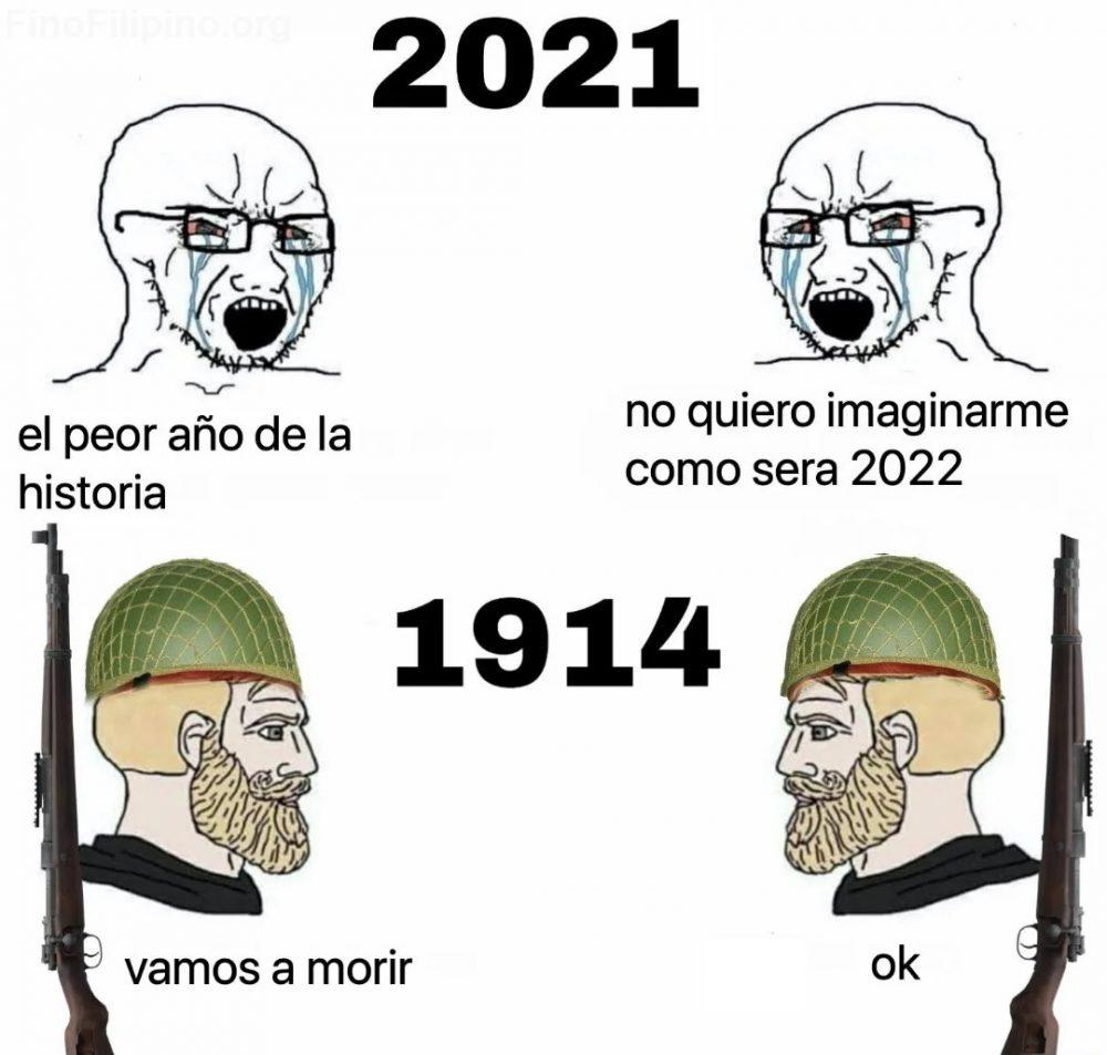 """""""El peor año de la historia"""""""