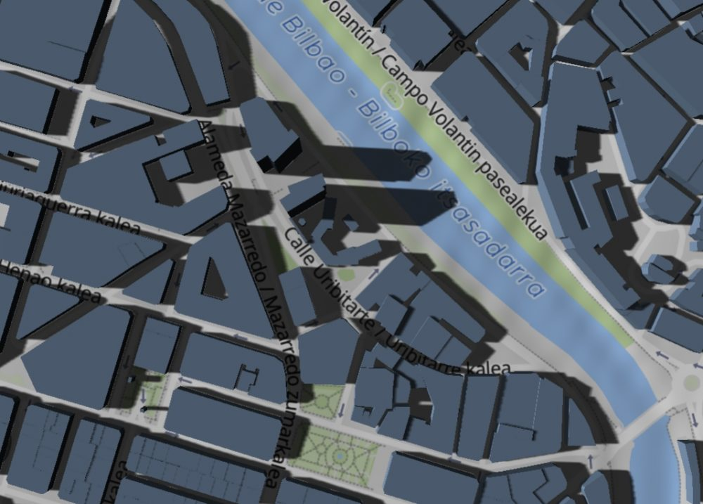 Shadowmap: La web que te dice hacia dónde quedará la sombra a lo largo del día
