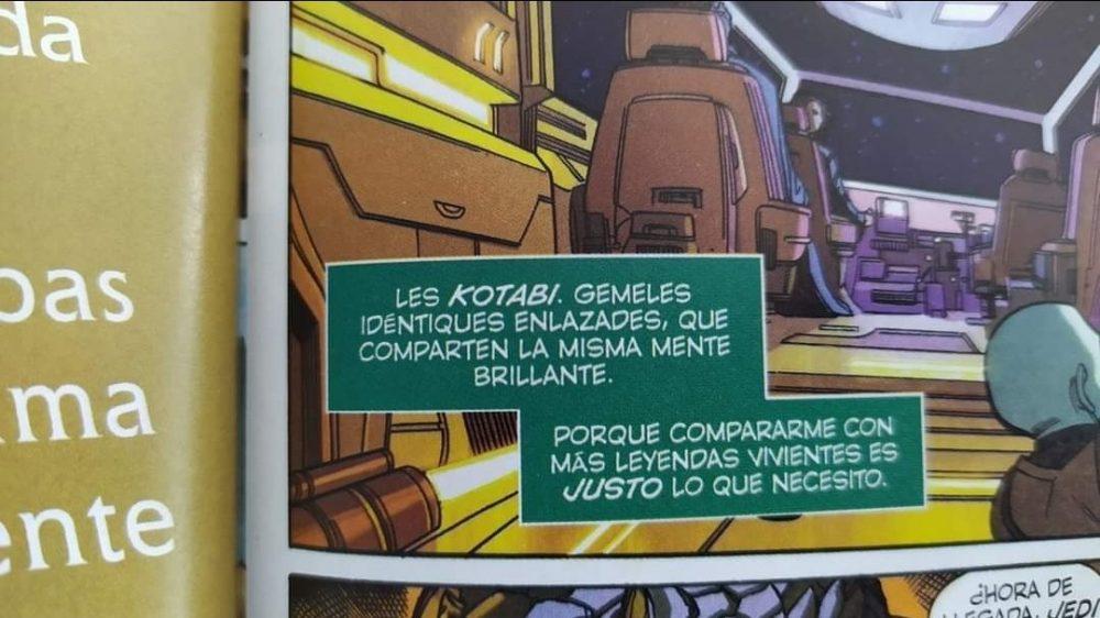 """Traducción al español del comic """"Star Wars Alta República"""""""