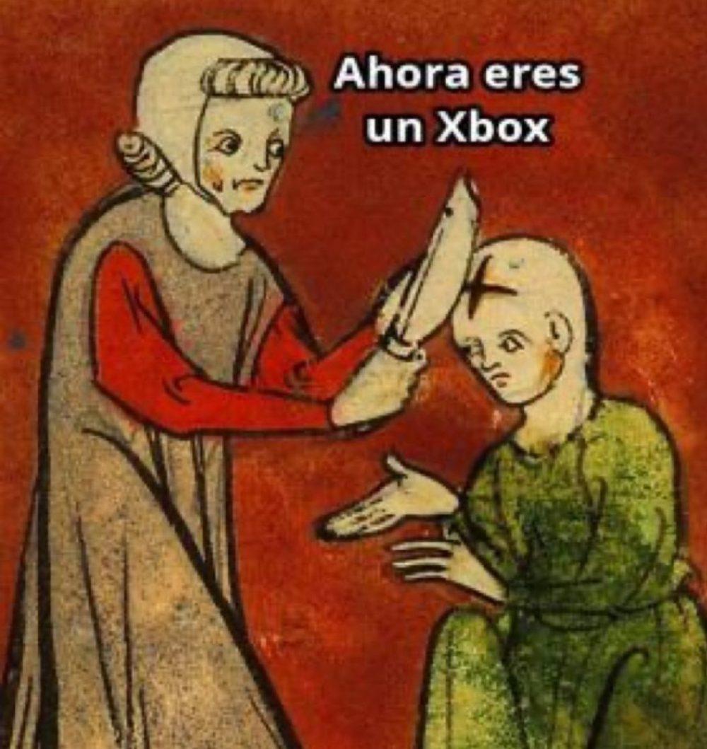 Cosplays en la Edad Media