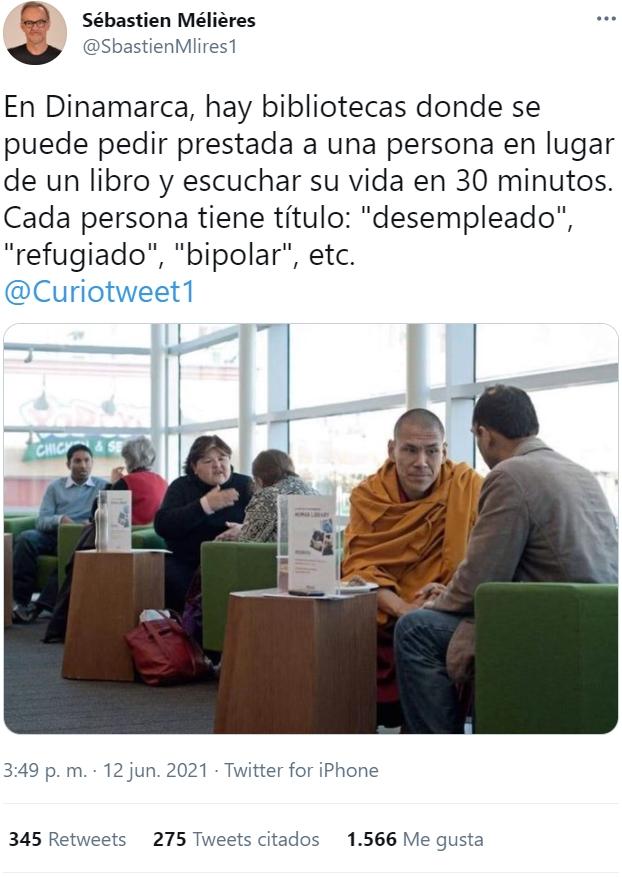En Argentina ese servicio es gratuito