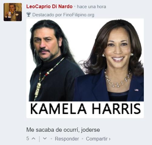 """Kamala Harris, a los inmigrantes: """"No vengáis, no vengáis, vamos a defender nuestras fronteras"""""""