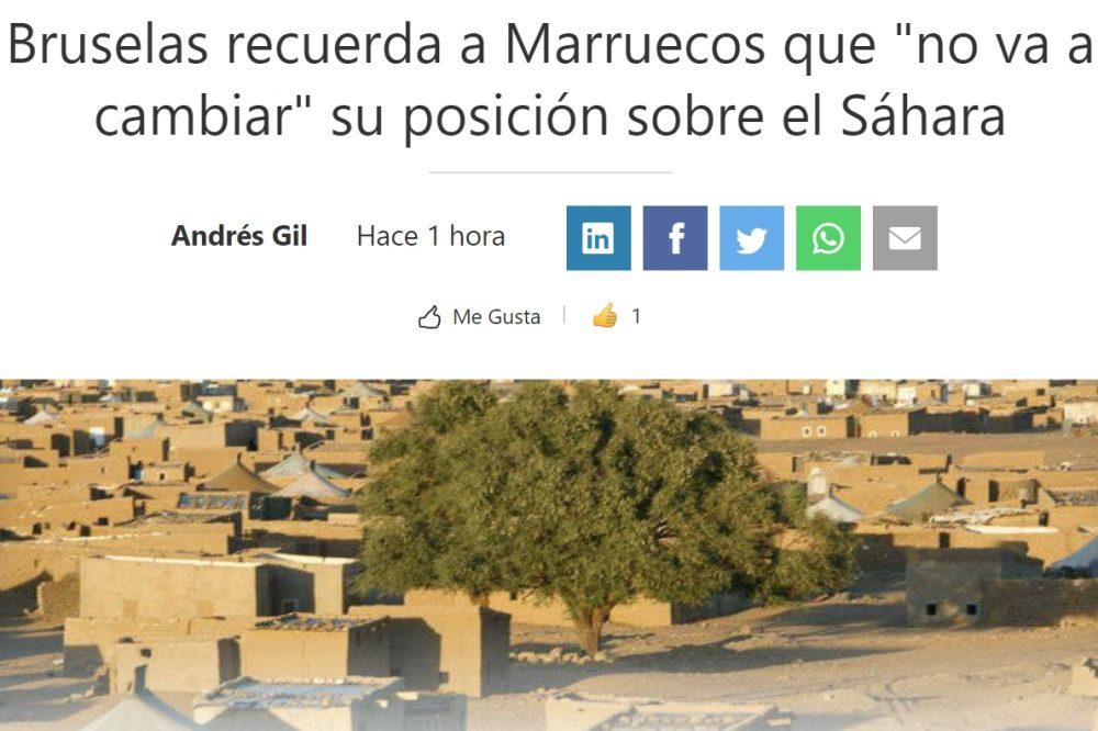 El buen rollo con Marruecos sigue aumentando